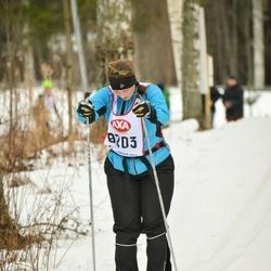 Skiing 45 km - Desirée Westberg (8203)