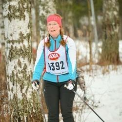 Skiing 45 km - Karin Jordansson Öhman (4392)