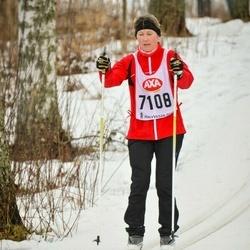 Skiing 45 km - Susanne Birkfeldt (7108)