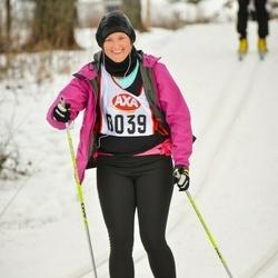 Skiing 45 km - Diana Horn Af Åminne (8039)