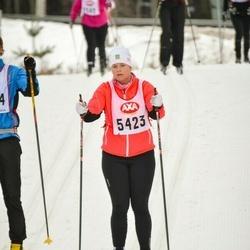 Skiing 45 km - Edith Grundin (5423)