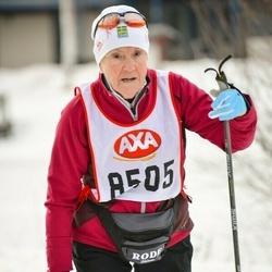 Skiing 45 km - Inger Fredriksson (8505)