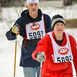 Skiing 45 km - Lennart Ström (5097)