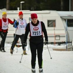 Skiing 45 km - Maud Ärlebrant (7255)