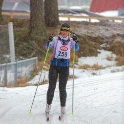 Skiing 45 km - Ingalill Skoog (259)