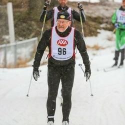 Skiing 45 km - John Erik Jess (96)