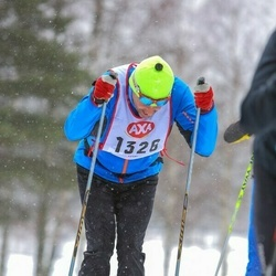 Skiing 45 km - Peter Hasslund (1326)
