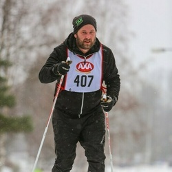 Skiing 45 km - Richard Norström (407)