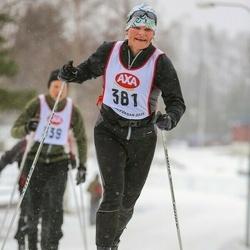 Skiing 45 km - Annelie Birkeholm (381)