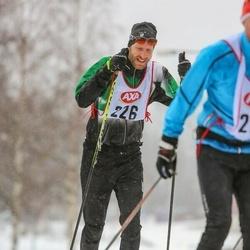 Skiing 45 km - Richard Palm (226)