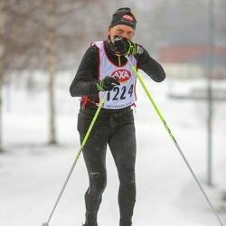 Skiing 45 km - Magnus Tamm (1224)