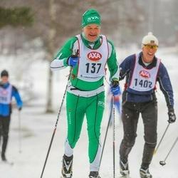 Skiing 45 km - Ernst Aberger (137)