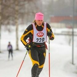 Skiing 45 km - Annette Köhler (228)