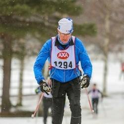 Skiing 45 km - Åke Hallquist (1294)
