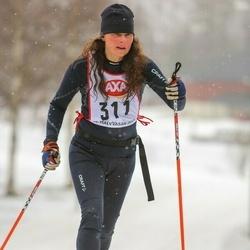 Skiing 45 km - Ann-Charlotte Eriksson (311)