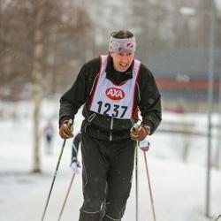 Skiing 45 km - Patrik Molin (1237)