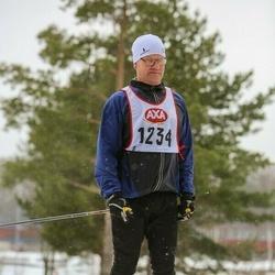 Skiing 45 km - Torbjörn Cederlöf (1234)