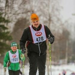 Skiing 45 km - Thomas Nielsen (476)