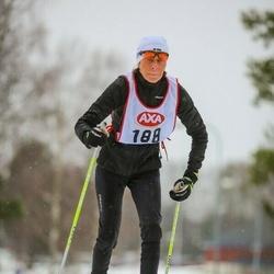 Skiing 45 km - Ulrika Bingsten (188)