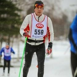 Skiing 45 km - Stefan Karlsson (558)