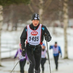 Skiing 45 km - Sören Ivarsson (3495)