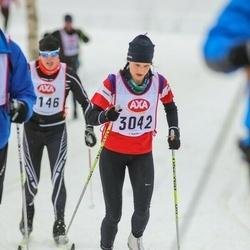 Skiing 45 km - Susen Lösch (3042)