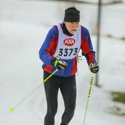 Skiing 45 km - Tommy Berger (3373)