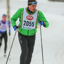 Skiing 45 km - Johan Nilsson (2055)