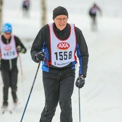 Skiing 45 km - Jan Nordgren (1558)