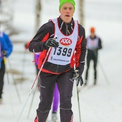 Skiing 45 km - Anders Stenqvist (1399)