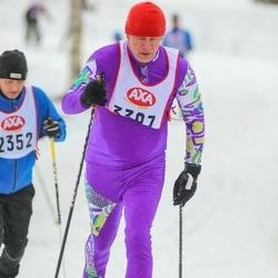 Skiing 45 km - Erik Eriksson (3387)