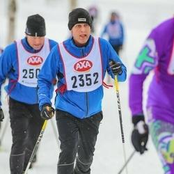 Skiing 45 km - Håkan Stefansson (2352)