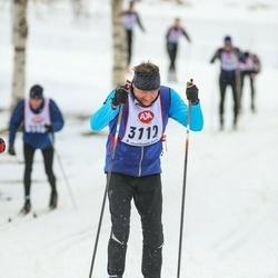 Skiing 45 km - Hans Bark (3112)