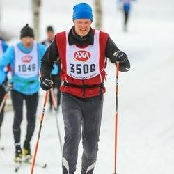 Skiing 45 km - Björn-Guido Heuser (3506)