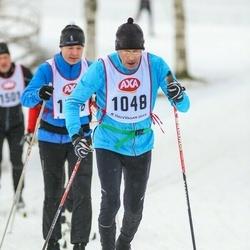 Skiing 45 km - Anders Svahn (1048)