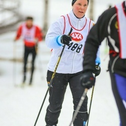 Skiing 45 km - Linda Andersson (1488)