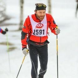Skiing 45 km - Lasse Højsgaard (2591)