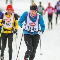 Skiing 45 km - Trine Jess (1342)