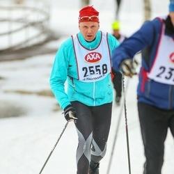 Skiing 45 km - Ulrich Segner (2558)