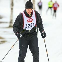Skiing 45 km - Jesper Waller (3263)
