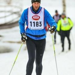 Skiing 45 km - Joakim Ingrell (1183)