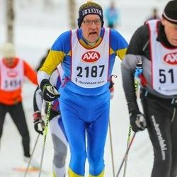 Skiing 45 km - Kalev Pärnaste (2187)