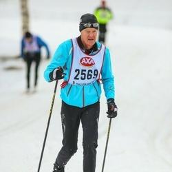 Skiing 45 km - Göran Freij (2569)