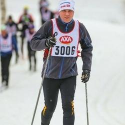 Skiing 45 km - Anders Gravsjö (3006)
