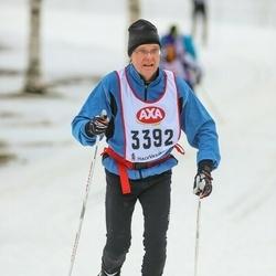 Skiing 45 km - Urban Dahlin (3392)