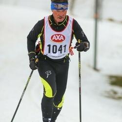 Skiing 45 km - Klaus Wiezorek (1041)