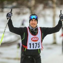 Skiing 45 km - Kenneth Christiansen (1175)
