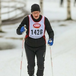 Skiing 45 km - Karl Erbs (1426)