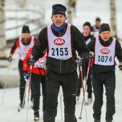 Skiing 45 km - Peo Löf (2153)