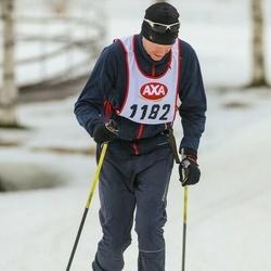 Skiing 45 km - Mattias Carlswärd (1182)